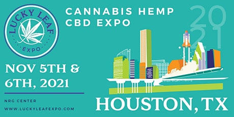 Lucky Leaf Expo Houston 2021 tickets