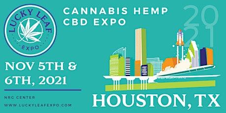 Lucky Leaf Expo Houston 2021 tickets