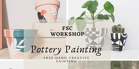 BYOB Pottery Painting Workshop tickets