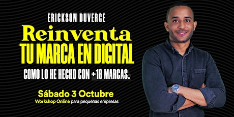 Reinventa tu Marca en Digital boletos