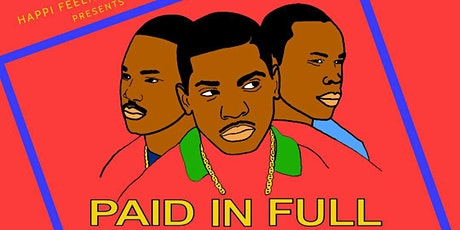 PAID IN FULL --- SIP-N-PAINT tickets