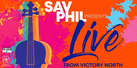 SavPhil Live from Victory North: String Theory tickets