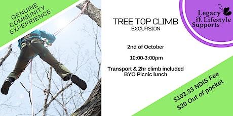 TreeTop Climb Adventure tickets