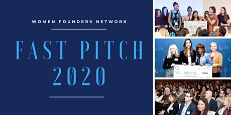 Women Founders Network 2020 Fast Pitch Virtual Event tickets