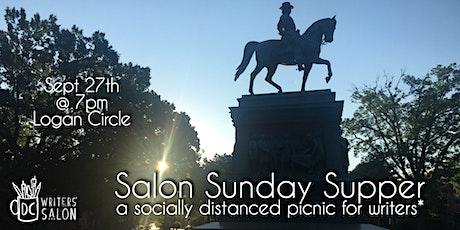 DC Writers' Salon: Sunday Supper Picnic tickets
