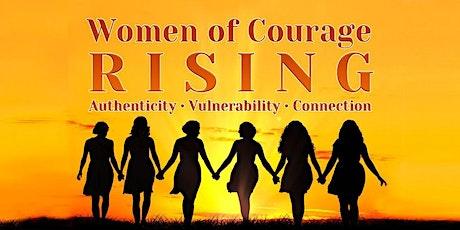 Women of Courage Rising- An Online Women's Circle tickets