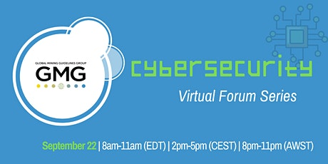 GMG Virtual Forum:  Cybersecurity tickets