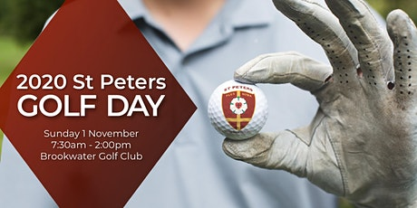 2020 St Peters Golf Day tickets