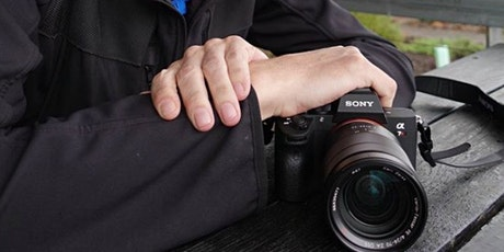 An online introduction to the Sony Alpha system. tickets