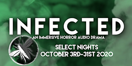 Infected (A Social Distanced Haunt Experience) tickets