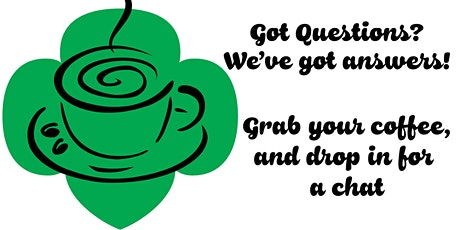 Contra Costa County, CA | Coffee with Girl Scouts tickets