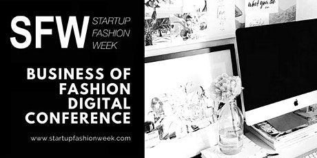 Startup Fashion Week - Business of Fashion Digital Conference tickets