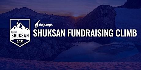 SheJumps Shuksan Fundraising Climb 2021 tickets