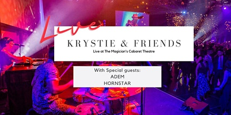 Krystie & Friends Live at the Magician's Cabaret tickets