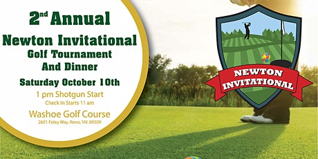 2nd Annual Newton Invitational Golf Tournament & Dinner tickets