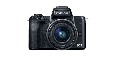 A guided tour of the Canon M50 tickets