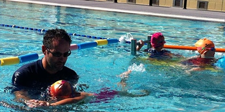 Holiday Learn to Swim Intensive & Squad Boot Camp 21st-25th September 2020 tickets
