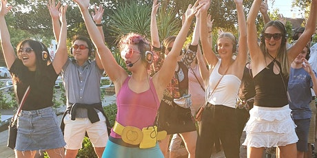 Silent Disco Walking Tour - Youth Week 2.0 tickets