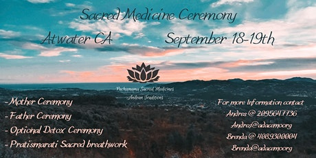 Sacred Medicines Ceremony Celebration & Integration Circle tickets