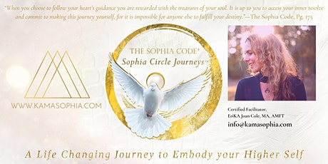 Sophia Circle Journeys ® 13 Week Ceremonial Activation  tickets