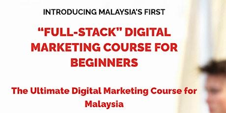 Creative Digital Marketing Course tickets
