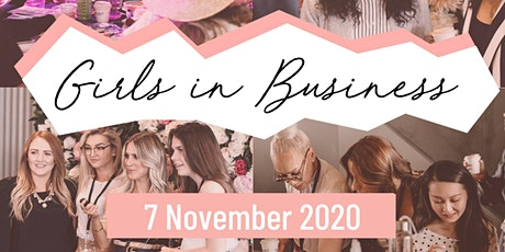Girls in Business Networking Event tickets