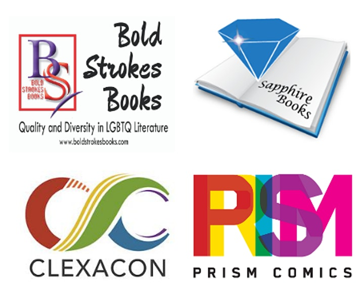 PubCon - a celebration of literature for and by our ClexaCon Community image