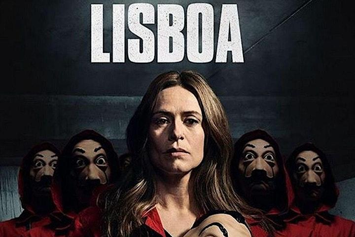 "Charla con Itizia Ituño ""Lisboa"" La Casa de Papel ENFOQUE 2020 image"