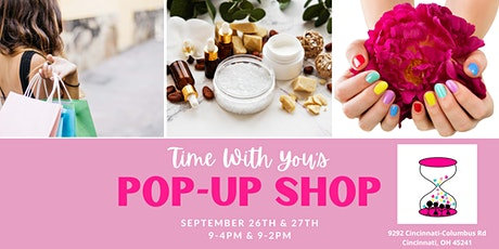 Time With You's Pop-Up Shop tickets