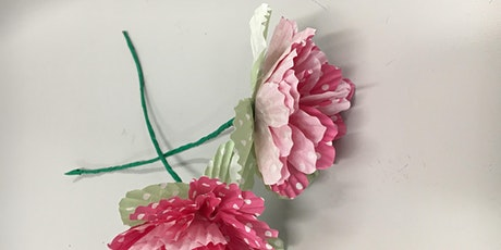 School Holiday Paper Flowers @ Kingston Library tickets