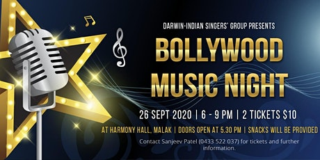 Bollywood Music Night tickets