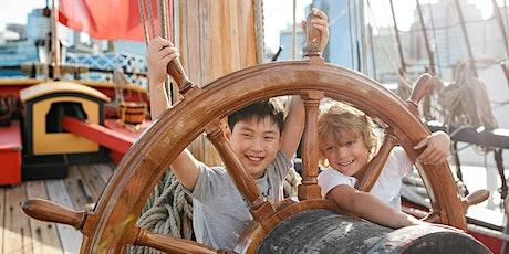 Maritime Museum Creative Kids Annual Family Pass