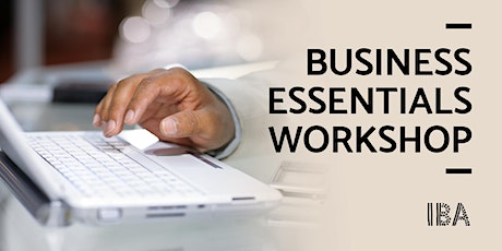 Business Essentials : What you need to know tickets