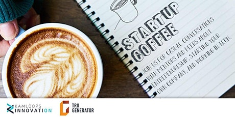 Startup Coffee | Walk at TRU tickets