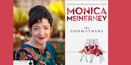 Monica McInerney Author Event tickets