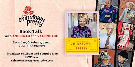 Chinatown Pretty Book Talk tickets