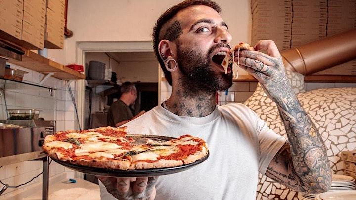 SHOP 225 X DROOL VEGAN + GLUTEN FREE VIRTUAL PIZZA CLASS image