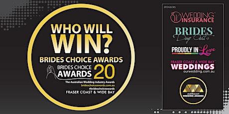 2020 Brides Choice Awards - Fraser Coast & Wide Bay tickets