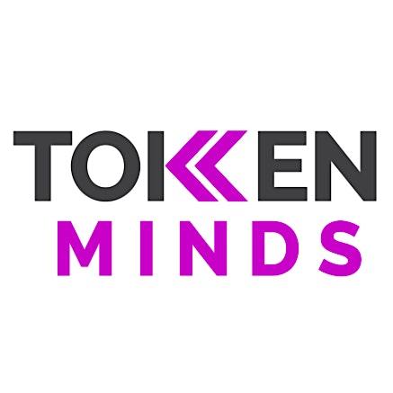 TokenMinds Free Webinars logo