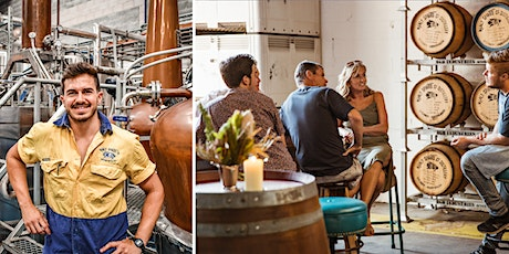 Meet the Distiller  Series - September tickets