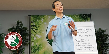 WEBINAR: The Science & Rationale of Tai Chi for Arthritis, Part 2 & Seated tickets