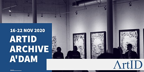 ARTID ARCHIVE A'DAM 2020 tickets