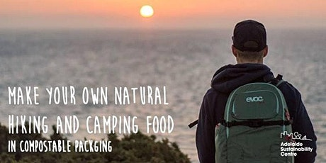 Booked out - Natural camping and hiking meals tickets