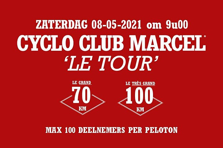 Afbeelding van Cyclo Club Marcel - Le Tour 2021