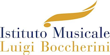 """Concerto Orchestra d'archi dell'ISSM """"L. Boccherini"""" biglietti"""