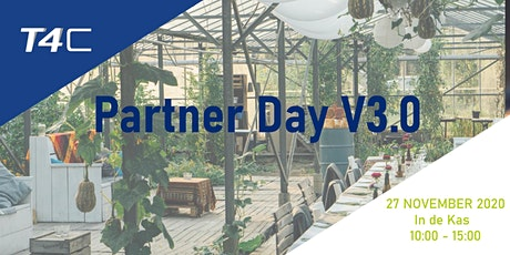 T4Change Partner Day V3.0 tickets