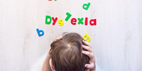 New to dyslexia??  (£5 + 80p fee)  SCHOOL STAFF AND PARENTS tickets