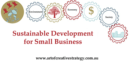 Sustainable Development for Small Businesses tickets
