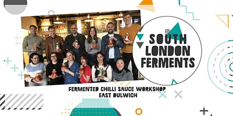 Fermented Chilli Sauce Workshop ~ East Dulwich tickets