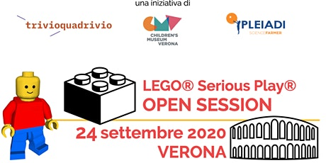 LEGO® Serious Play® EXPRESS | Children's Museum Verona biglietti